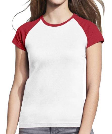 Milky moteriški marškinėliai