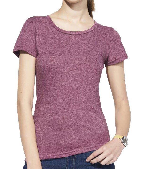 Mixed moteriški marškinėliai