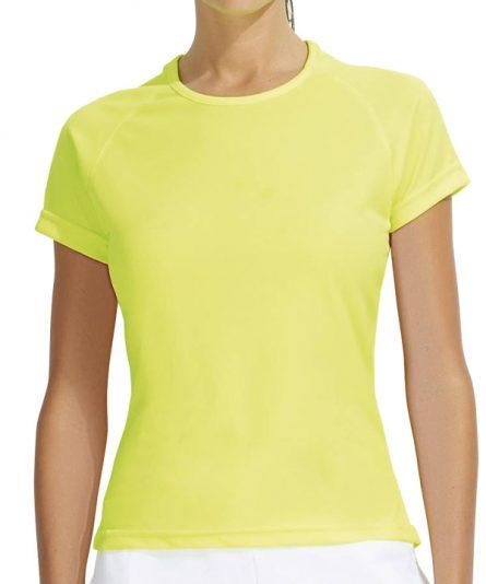 Sols Sporty moteriški marškinėliai