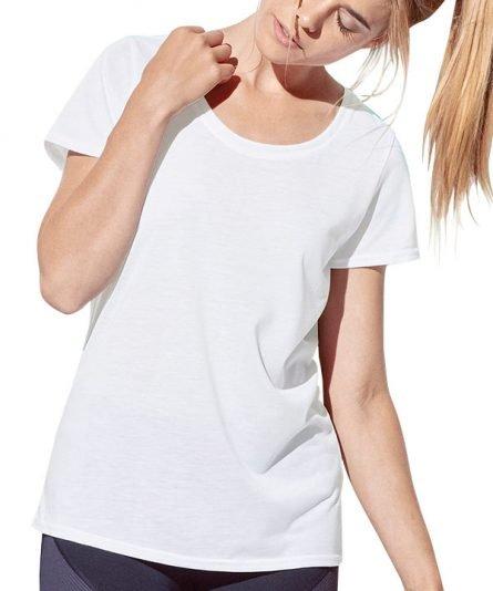 Stedman ST8700 Active Cotton Touch moteriški marškinėliai