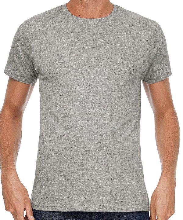 B&C Exact E150 vyriški marškinėliai