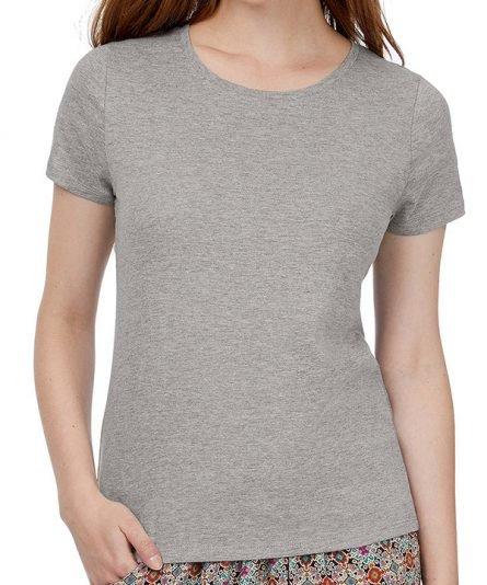marškinėliai su spauda moteriški trumpom rankovėm bc woman