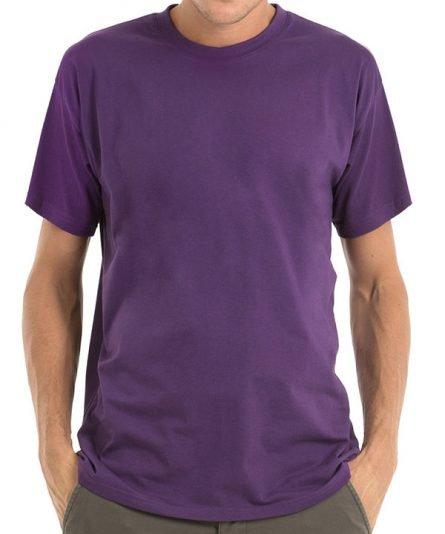 B&C Exact 190 vyriški marškinėliai