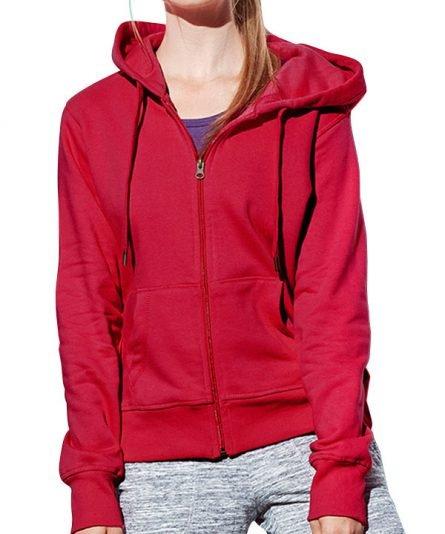 Stedman ST5710 Active Sweatjacket moteriški