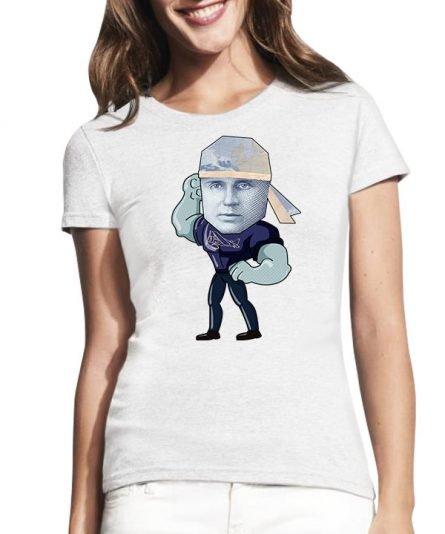 """Marškinėliai su spauda """"Darius 10 Lt"""" Marškinėliai su spauda """"Lituanica"""" moteriski marskineliai, spauda ant marskineliu, balti marskineliai, tiesiogine spauda, spalvoti marskineliai, litai, linksmi marskineliai"""