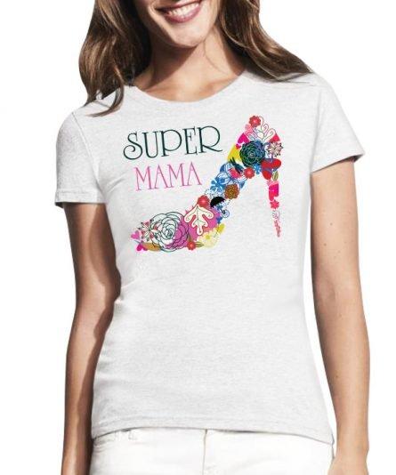 """Marškinėliai su spauda """"Batelis iš gėlių"""" moteriski marskineliai, spauda ant marskineliu, balti marskineliai, tiesiogine spauda, spalvoti marskineliai, draugiu marskineliai, poru marskineliu"""