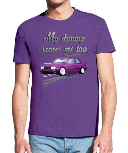 """Vyriški marškinėliai """"BMW"""" , marskineliai vyrmas su spauda, vyriski marskineliai su bmw, vyriski marskineliai su automobiliais"""
