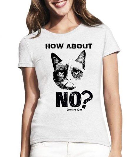 """Moteriški marškinėliai """"Piktas katinas"""" , moteriski marskineliai su spauda, stilingi marskineliai, moterims marskineliai, originalus marskineliai"""