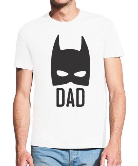 """Vyriški marškinėliai """"Super hero"""" , vyriski marskineliai su spauda, marskineliai teciui, sunaus ir tecio marskineliai"""