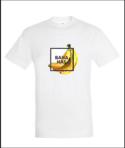 """Universalūs marškinėliai """"Bananas"""", Marskineliai.lt, susikurkite savo marškinėlius"""