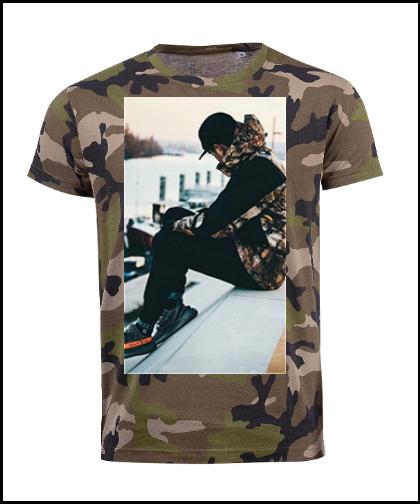 """Vyriški marškinėliai """"CAMO"""", Marskineliai.lt, susikurkite savo marškinėlius"""