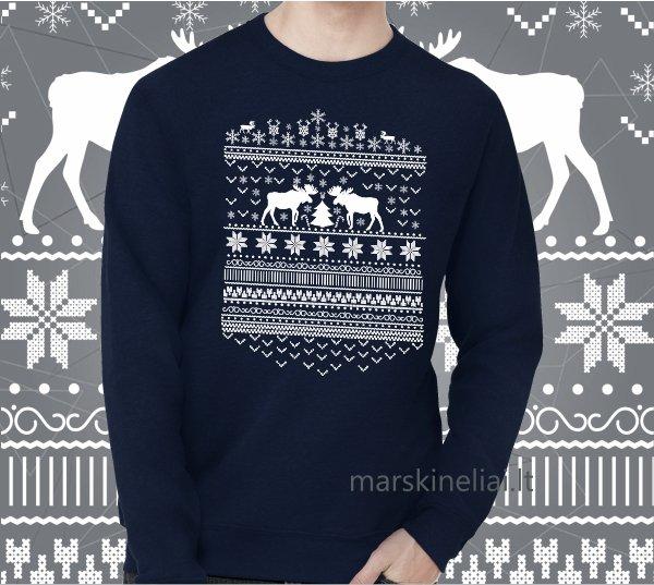 """Džemperiai vyriškas """"Kalėdos"""""""