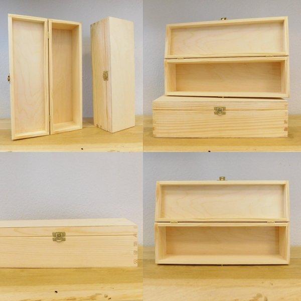 """medinė gėrimų dėžė """"Klasika"""""""