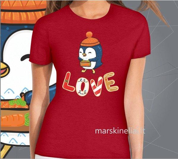 """Moteriški marškinėliai """"Love"""""""