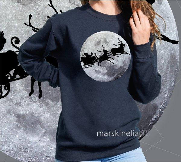"""Universalus džemperis """"Kalėdų mėnulis"""""""