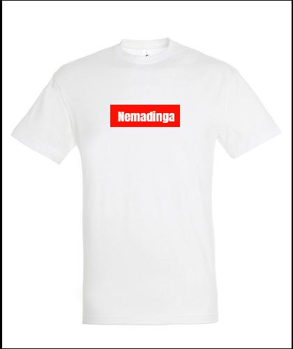 """Universalūs marškinėliai """"Nemadinga"""", Marskineliai.lt, susikurkite savo marškinėlius"""