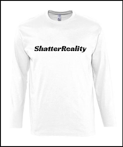 """Vyriški marškinėliai """"SHATTER REALITY"""", Marskineliai.lt, susikurkite savo marškinėlius"""