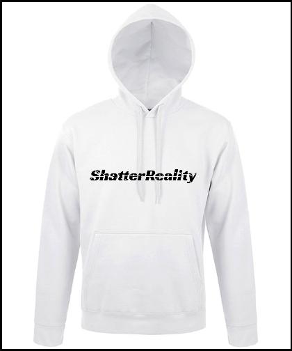 """Universalus džemperis """"SHATTER REALITY"""", Marskineliai.lt, susikurkite savo marškinėlius"""