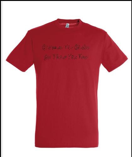"""Universalūs marškinėliai """"Aivaro Frazė V2"""", Marskineliai.lt, susikurkite savo marškinėlius"""