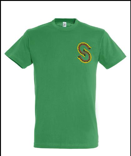 """Universalūs marškinėliai """"Trispalvė"""", Marskineliai.lt, susikurkite savo marškinėlius"""