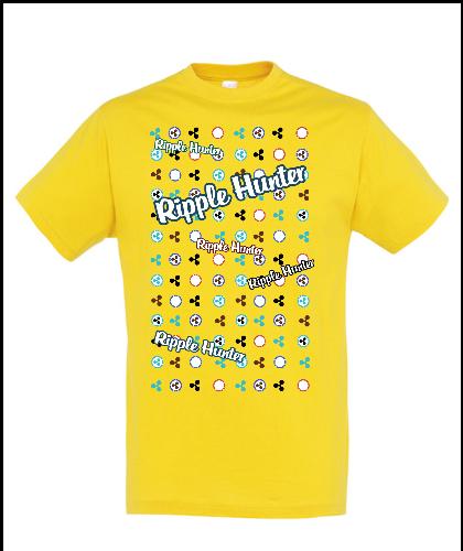 """Universalūs marškinėliai """"Ripple Hu"""", Marskineliai.lt, susikurkite savo marškinėlius"""