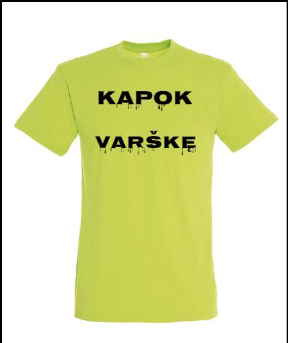 """Universalūs marškinėliai """"Kapok varškę"""", Marskineliai.lt, susikurkite savo marškinėlius"""