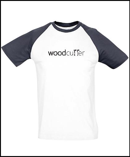 """Vyriški marškinėliai """"Wood cutter"""", Marskineliai.lt, susikurkite savo marškinėlius"""