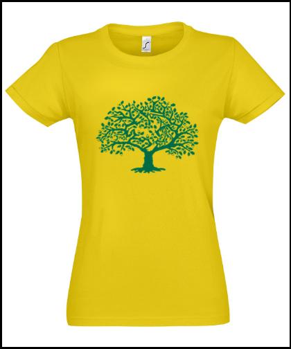 """Moteriški marškinėliai """"Lietuva širdyje"""", Marskineliai.lt, susikurkite savo marškinėlius"""