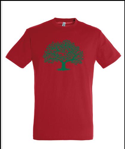"""Universalūs marškinėliai """"Lietuva širdyje r"""", Marskineliai.lt, susikurkite savo marškinėlius"""