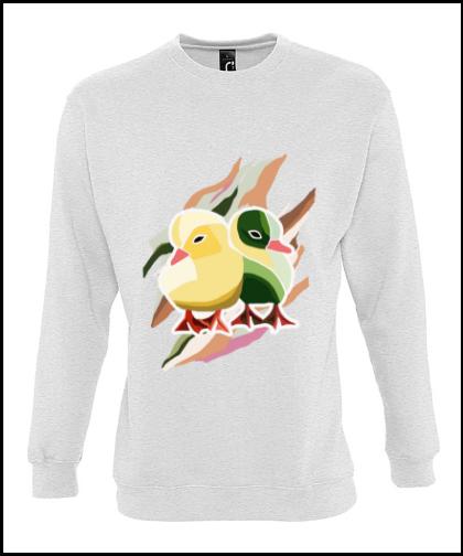 """Universalus džemperis """"Pato Amarillo 3Universalus džemperis """"New supreme'', Marskineliai.lt, susikurkite savo marškinėlius"""