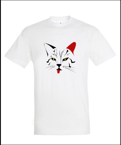 """Universalūs marškinėliai """"Gato"""", Marskineliai.lt, susikurkite savo marškinėlius"""