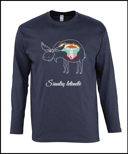 """Vyriški marškinėliai """"ŠL Briedis"""", Marskineliai.lt, susikurkite savo marškinėlius"""
