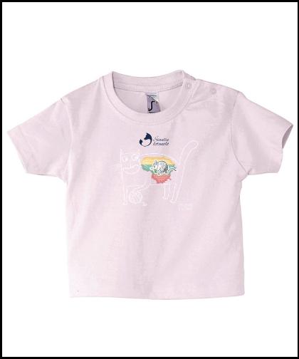 """Vaikiški marškinėliai """"Pelinis Katinas"""", Marskineliai.lt, susikurkite savo marškinėlius"""