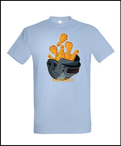 """Universalūs marškinėliai """"PUB CHICK"""", Marskineliai.lt, susikurkite savo marškinėlius"""