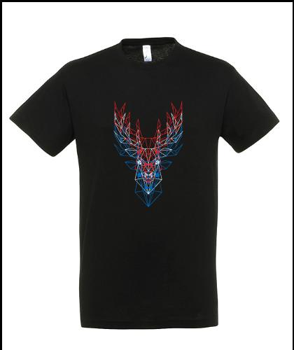 """Universalūs marškinėliai """"#deer"""", Marskineliai.lt, susikurkite savo marškinėlius"""