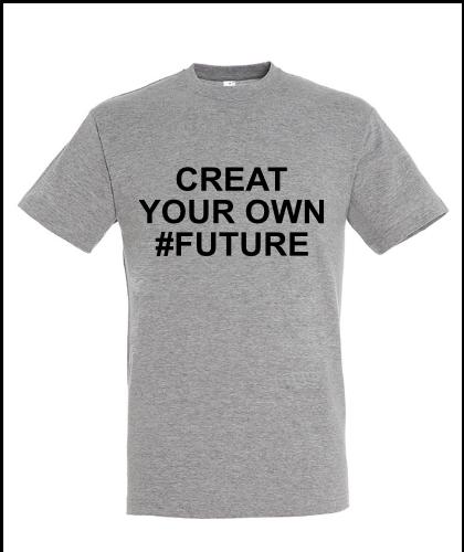 """Universalūs marškinėliai """"Creat your own """", Marskineliai.lt, susikurkite savo marškinėlius"""