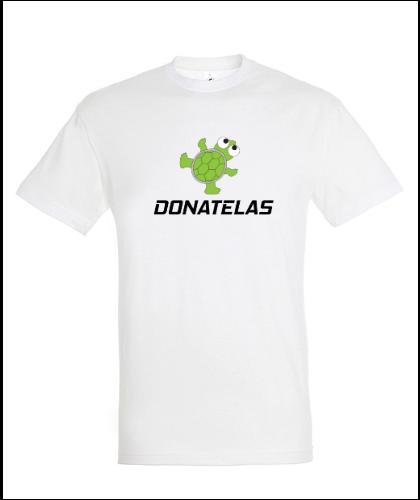 """Universalūs marškinėliai """"Donatelas"""", Marskineliai.lt, susikurkite savo marškinėlius"""
