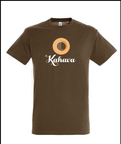 """Universalūs marškinėliai """"Kakava"""", Marskineliai.lt, susikurkite savo marškinėlius"""