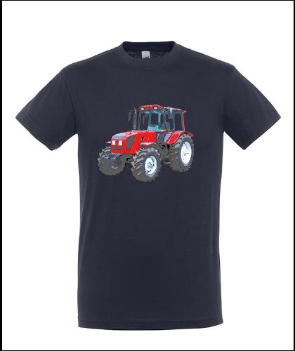 """Universalūs marškinėliai """"Traktorius 3"""", Marskineliai.lt, susikurkite savo marškinėlius"""