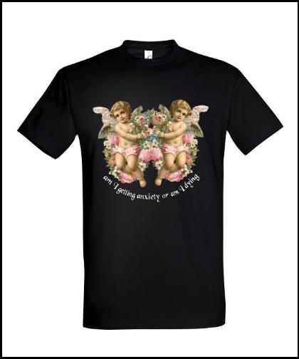 """Universalūs marškinėliai """"Angels"""", Marskineliai.lt, susikurkite savo marškinėlius"""