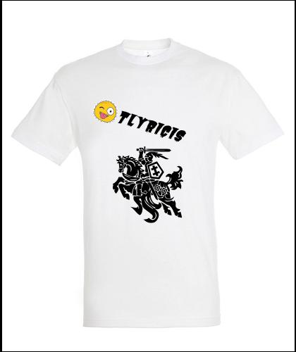 """Universalūs marškinėliai """"1 MERCH"""", Marskineliai.lt, susikurkite savo marškinėlius"""