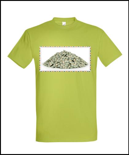 """Universalūs marškinėliai """"The letter"""", Marskineliai.lt, susikurkite savo marškinėlius"""
