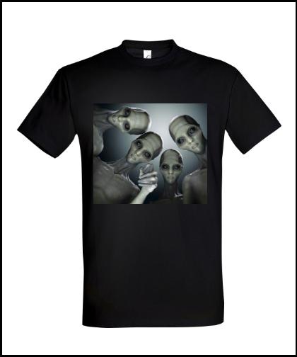 """Universalūs marškinėliai """"Ufo2"""", Marskineliai.lt, susikurkite savo marškinėlius"""
