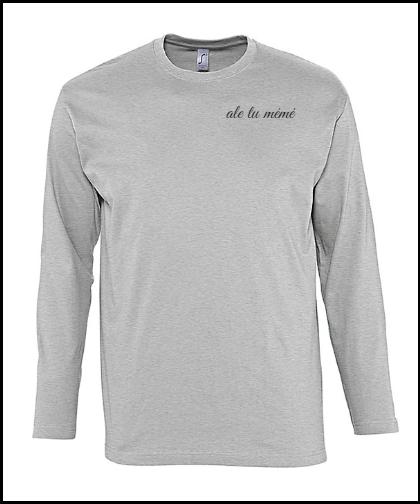 """Vyriški marškinėliai """"mėmė tu"""", Marskineliai.lt, susikurkite savo marškinėlius"""