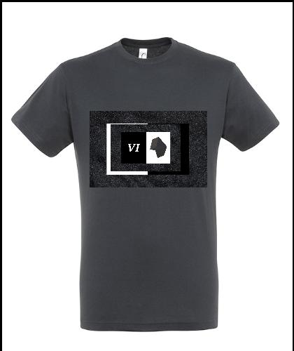 """Universalūs marškinėliai """"Class VI"""", Marskineliai.lt, susikurkite savo marškinėlius"""