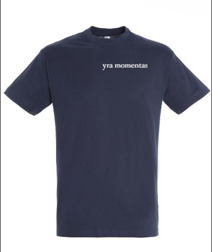 """Universalūs marškinėliai """"yra momentas"""", Marskineliai.lt, susikurkite savo marškinėlius"""
