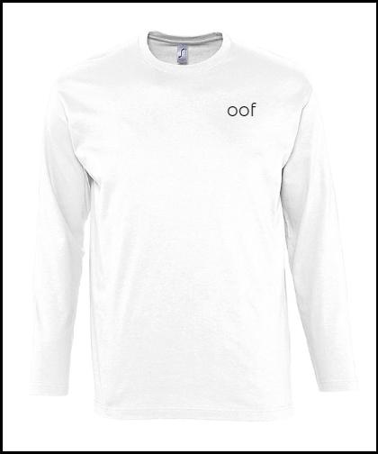"""Vyriški marškinėliai """"Oo f"""", Marskineliai.lt, susikurkite savo marškinėlius"""