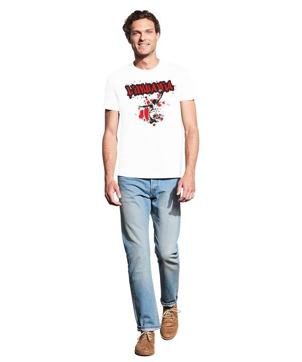 Vyriški marškinėliai su spauda Krepšininkas