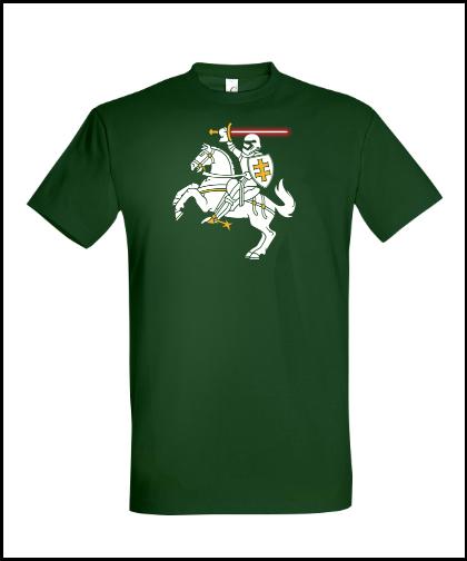 """Universalūs marškinėliai """"XTC19 LT"""", Marskineliai.lt, susikurkite savo marškinėlius"""