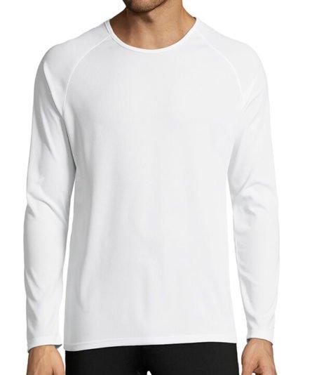 Sportiniai marškinėliai vyrams ilgomis rankovėmis Sporty LSL